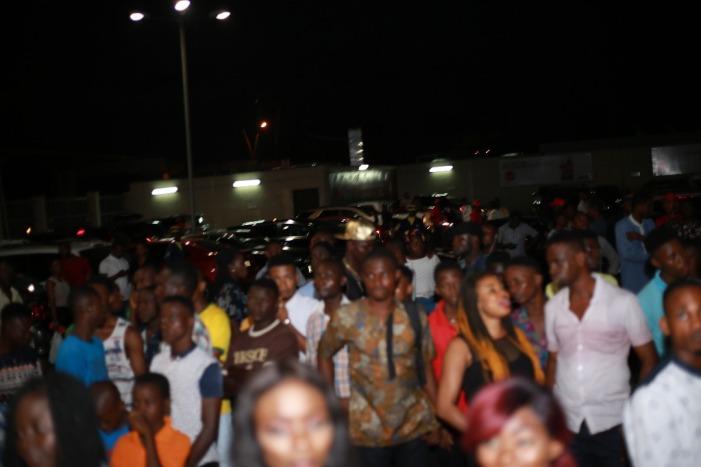 2baba leads the thrill at Campari Dare to Mix Festival